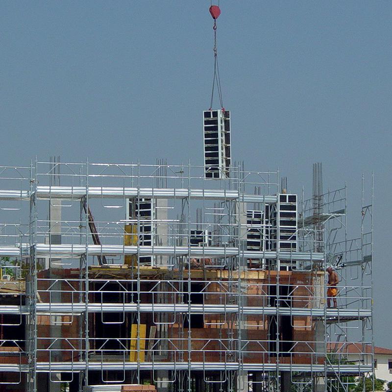 Casseforme per Pilastri in Alluminio