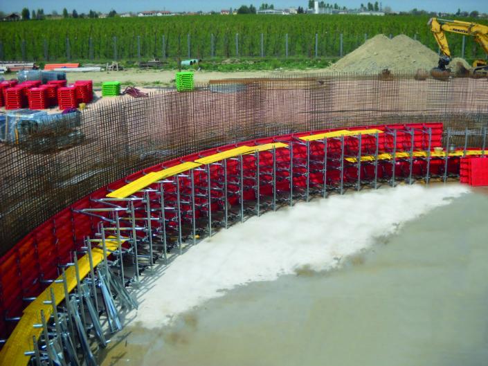 Biogas Casseforme Cemento